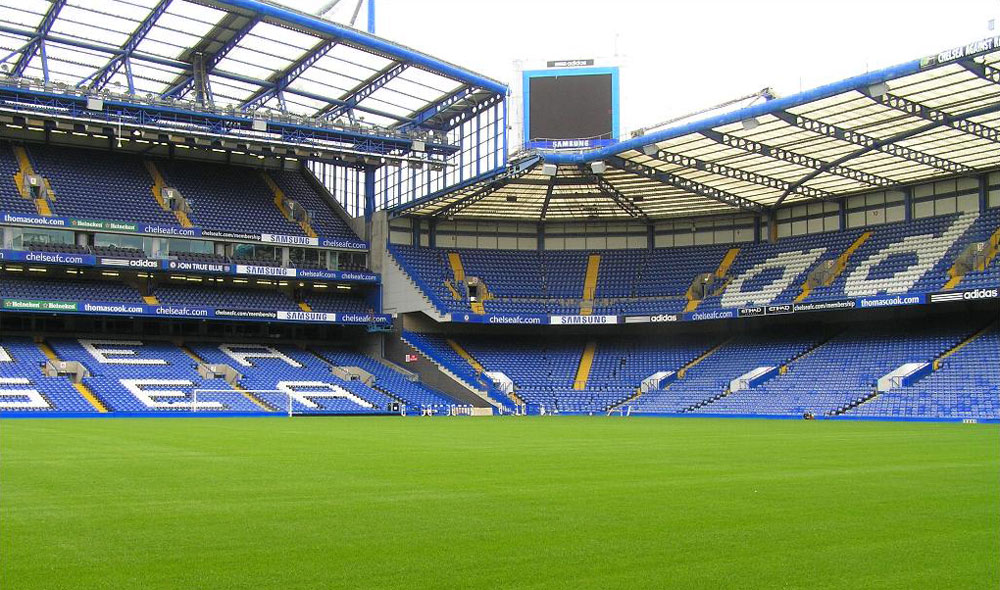 Chelsea Football Club Stadium
