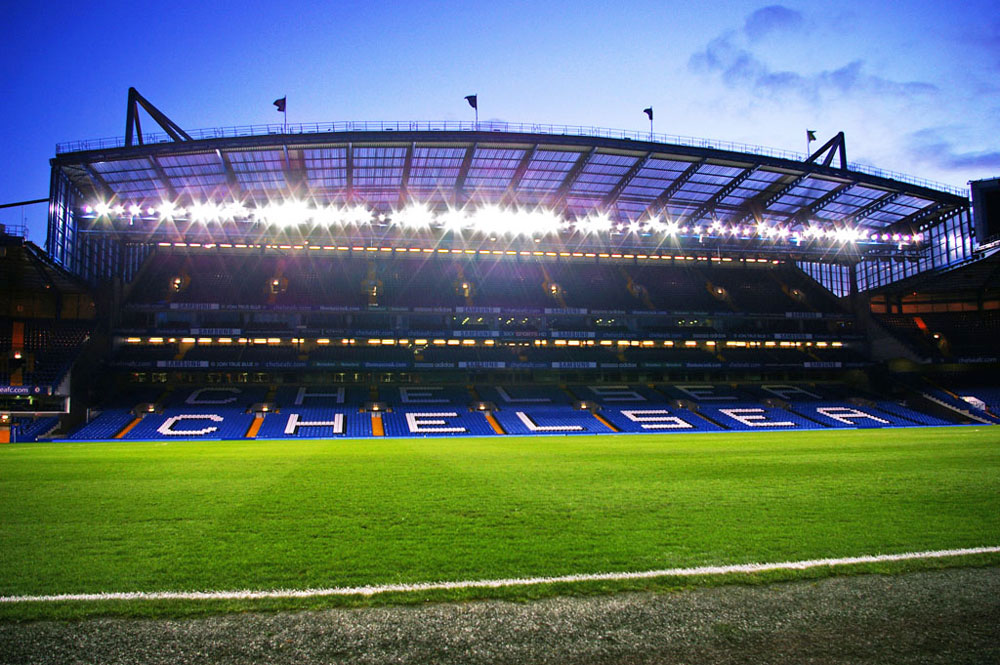 Chelsea Football Club West Stand