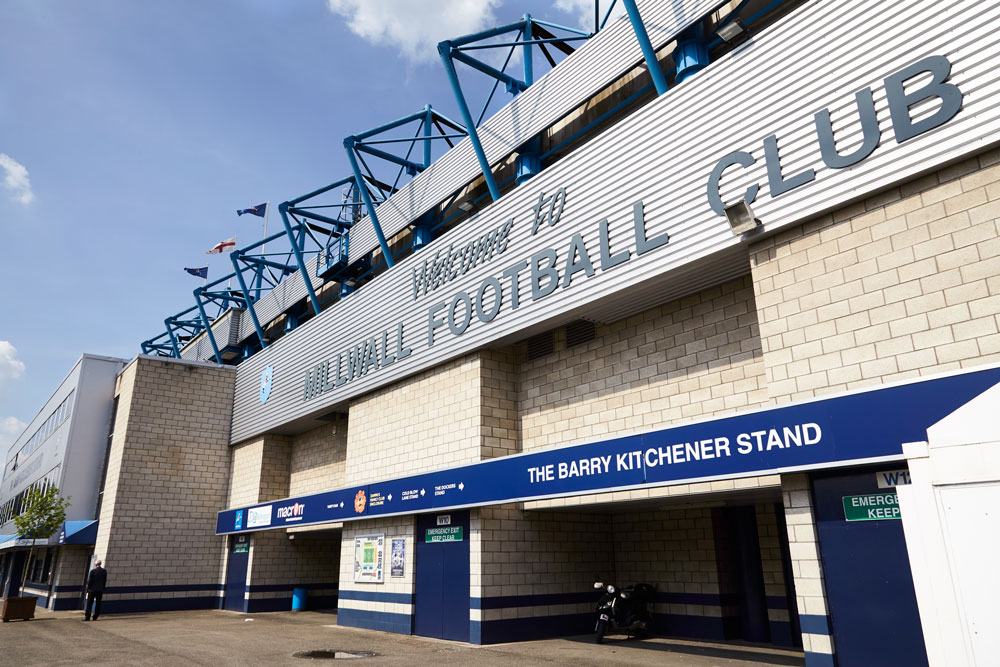 Millwall-Stadium-External