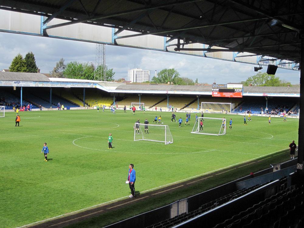 Southend United Footbal Club Stadium Tournament