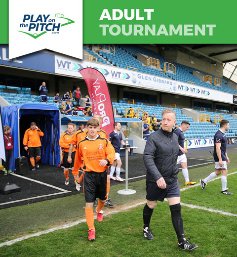 Millwall Adult Tournament 2018