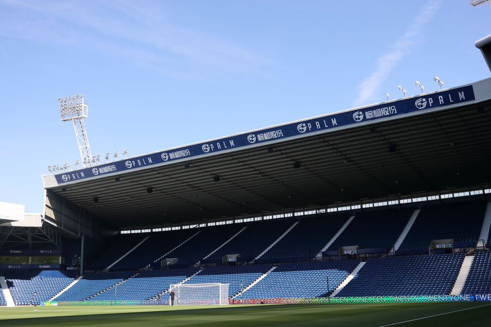 West Bromwich Albion Stand