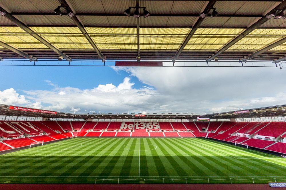 Stoke City Inner Stadium