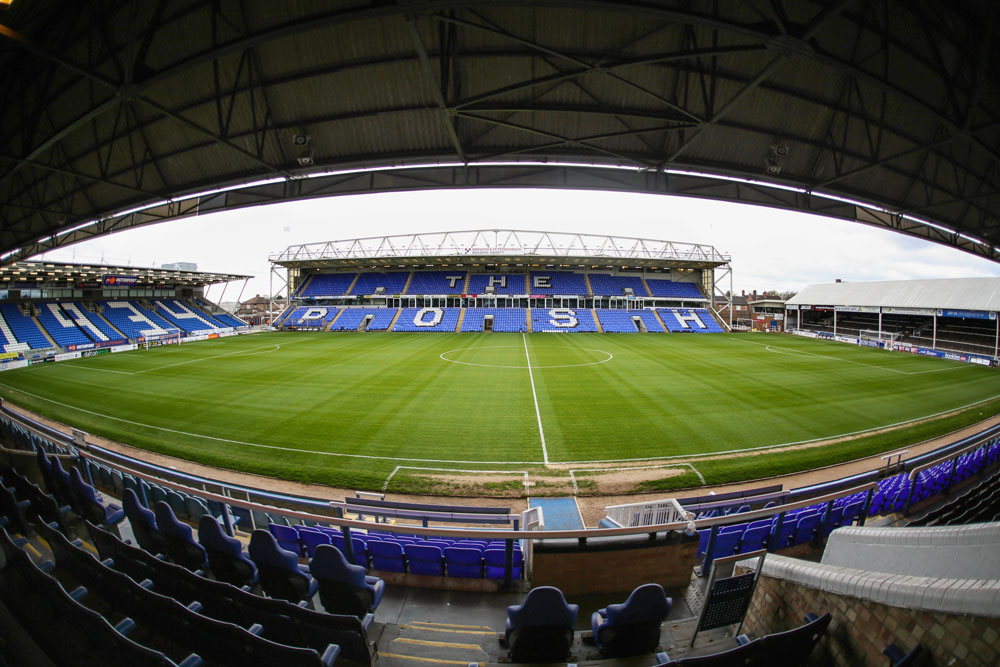 Peterborough United Inner stadium
