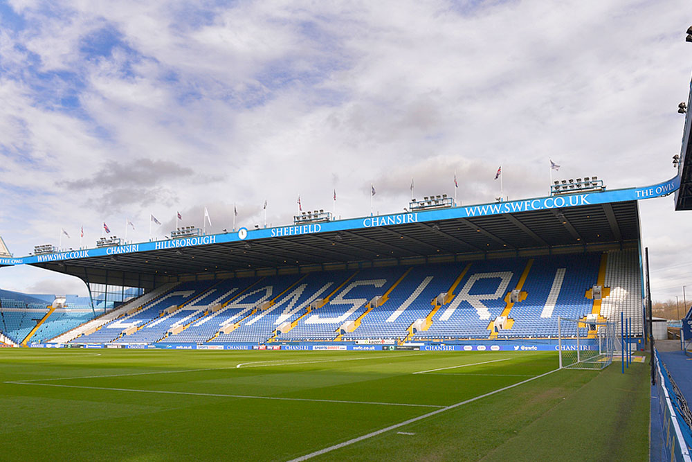 Sheffield Wednesday North Stand