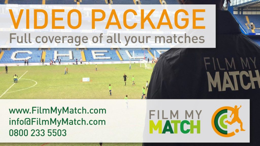 Film My Match video package