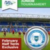 Peterborough Junior Tournament 2020 Half Term