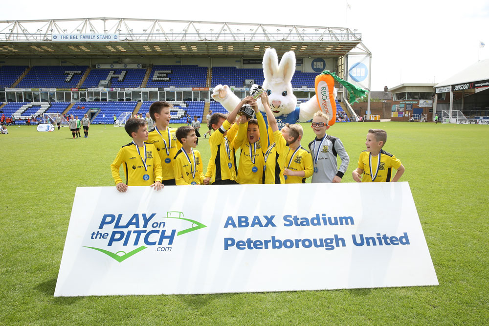 Play on the Pitch Peterborough Awards 2019