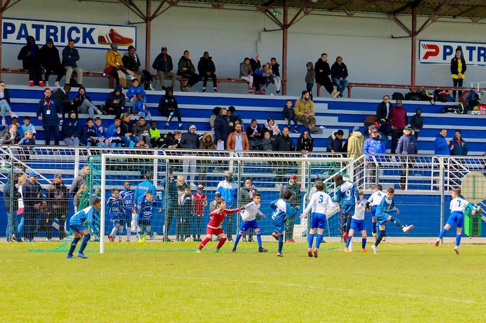 International junior match